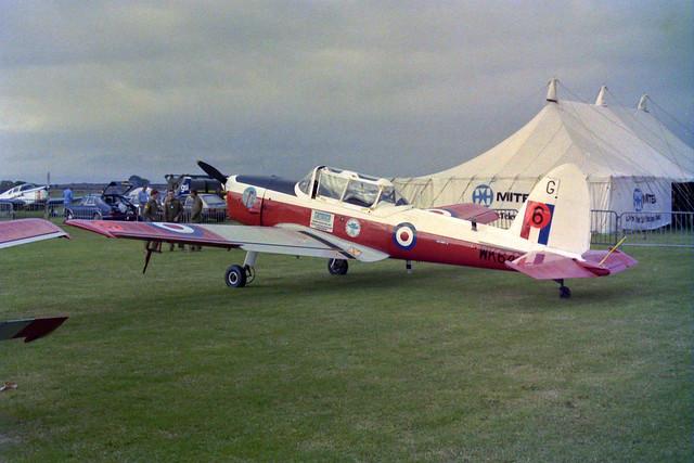 WK643/G-6 Chipmunk T.10