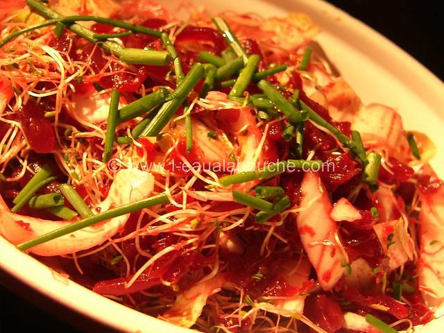 Salade de Betterave Rouge de l'Emmental © Ana Luthi Tous droits réservés  01