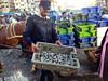 Fish market Gaza