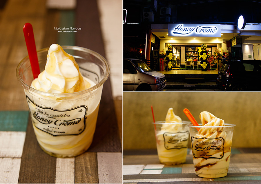 10 Soft serve Ice Cream Cafes in PJ and KL honey creme