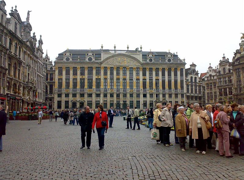 Maison des Ducs de Brabant/Huis der Hertogen van Brabant