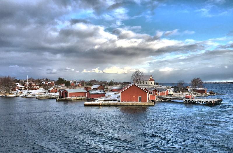 Finnish Archipelago trailMQIB6800