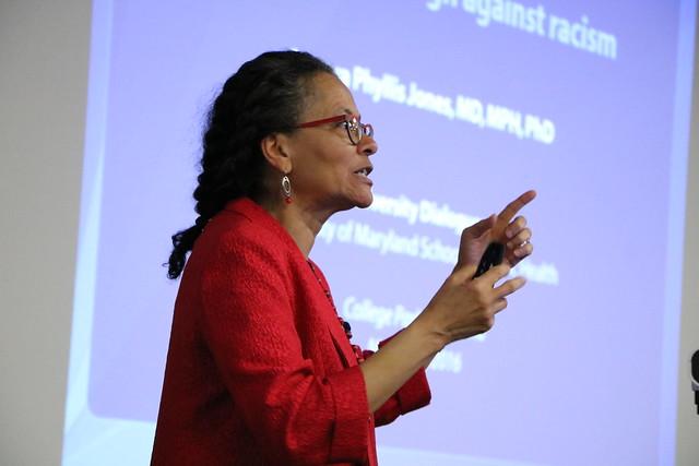 Diversity Dialogue: Dr. Camara Jones