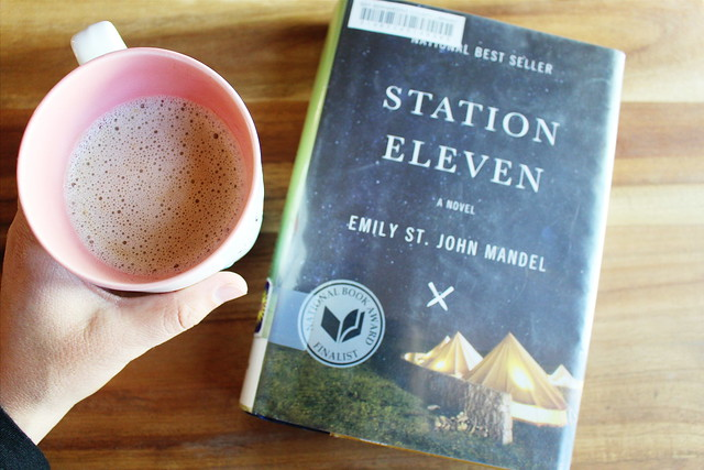 book report :: station eleven