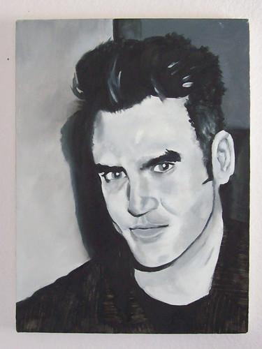 Morrissey Portrait