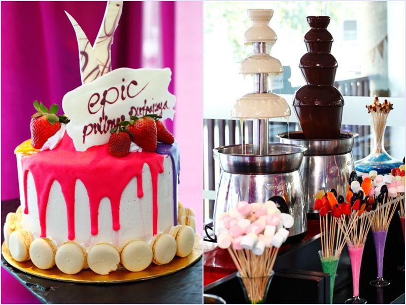 Pullman Putrajaya Epic Brunch Cake