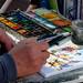 Pintor en Alfama by fruizh