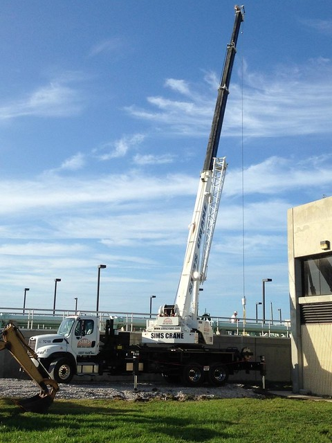 Sims Crane - crane and rigging service in Florida