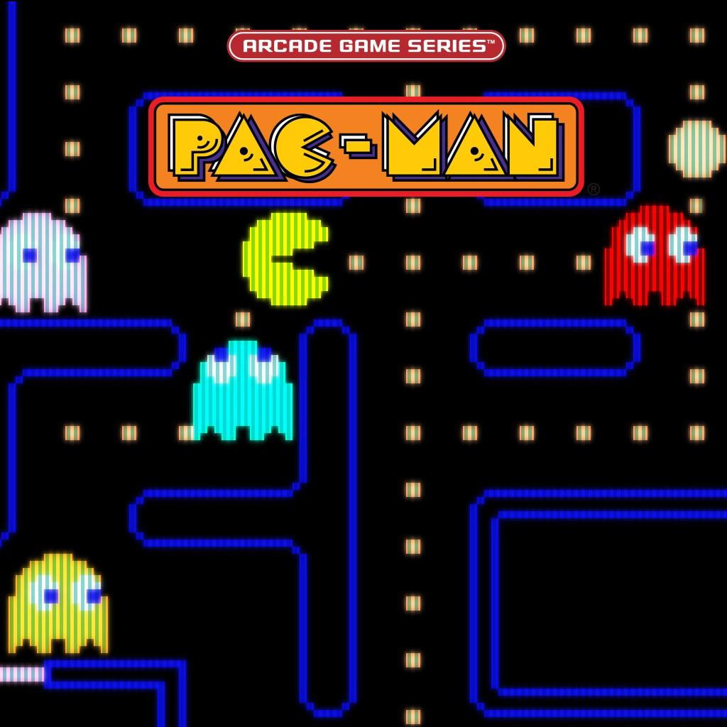 Arcade Game Series: Pac-Man (Disponível 20/4)