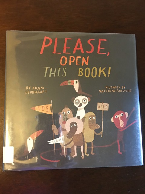Best New Picture Books