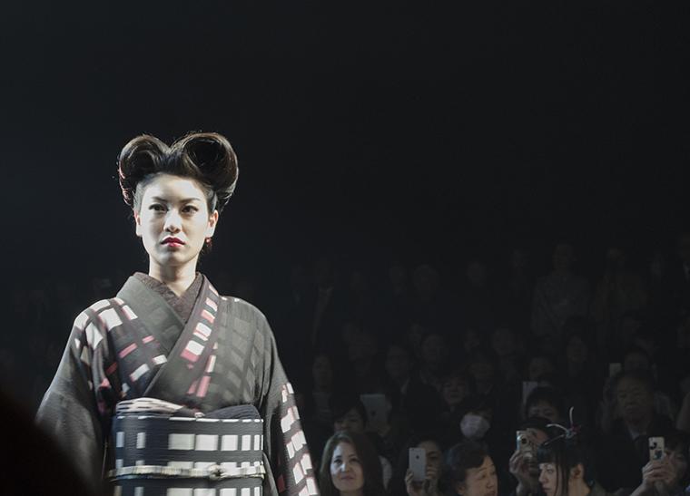 Mercedes Benz Fashion Week Tokyo Jotaro Saito 3
