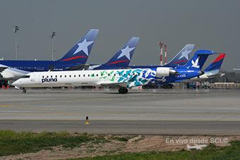 Pluna CRJ900 CX-CRA (A.Ruiz)