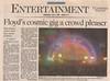 Pink Floyd Toronto July 6 1987 Toronto Star 1
