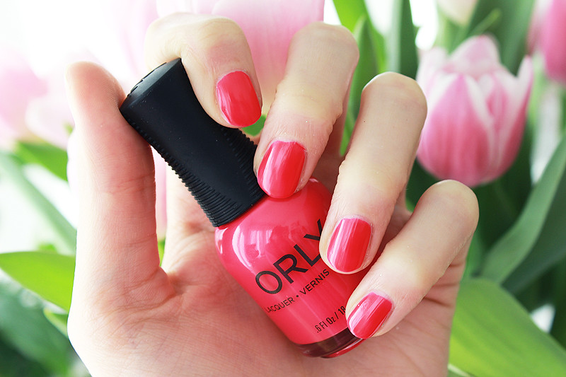 Orly Melrose - Swatch Window Shopping