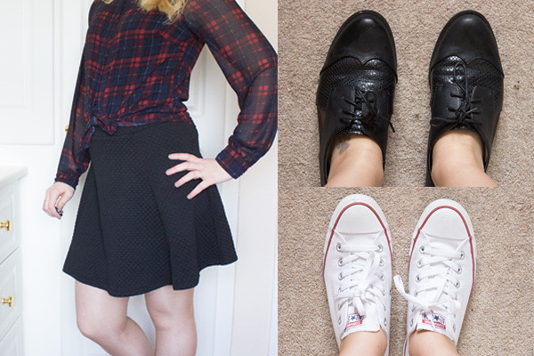 Capsule Wardrobe Spring Update - Additions 2