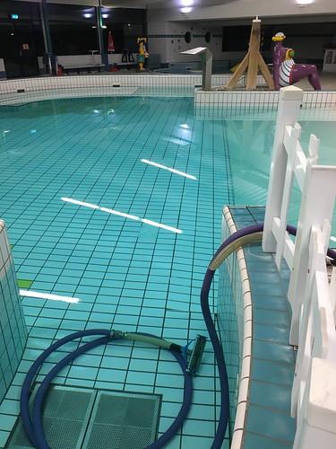 zwembad onderhoud
