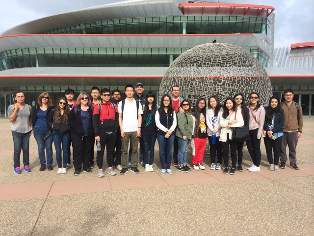 Southern California University Tour