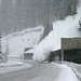 I-90 snowshed east of Snoqualmie Pass by WSDOT