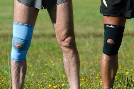Pět typických zranění kolene a jak jim předejít