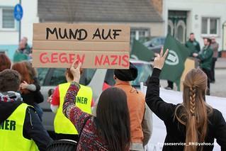 2016.04.09 Brueck - Proteste gegen Kundgebung III. Weg (12)