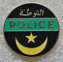 Mauritania Police