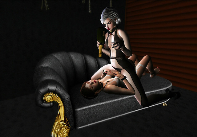 The Dominant & Submissive World