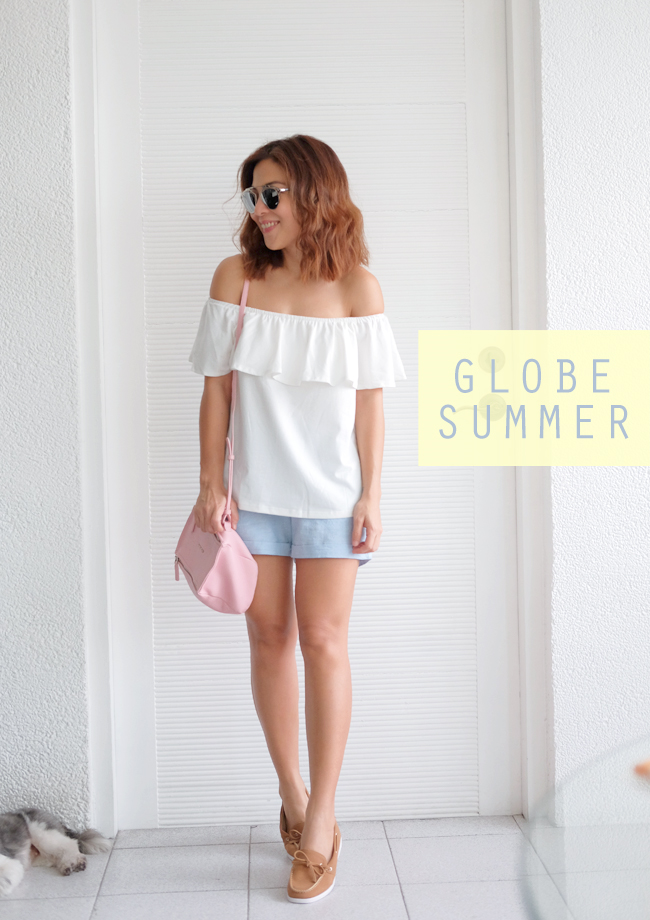 OOTD IN THIS SEASON'S + PASTELS + 20% OFF ZALORA COUPON
