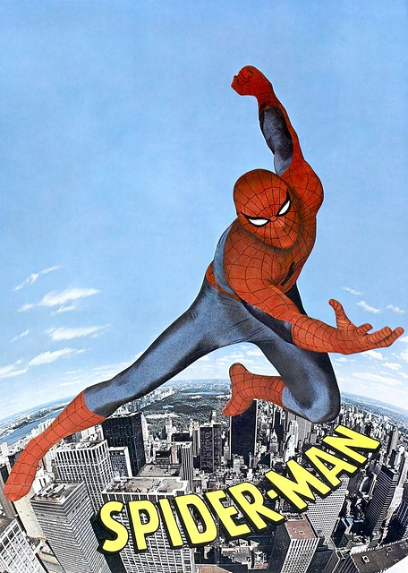 (1977) The Amazing Spider-Man