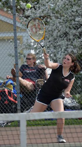 Tennis - Danica Gary 1 - 04282016