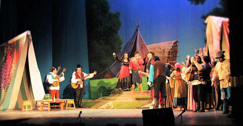 """Театр """"Ромэн"""" - """"Цыганская невеста"""""""