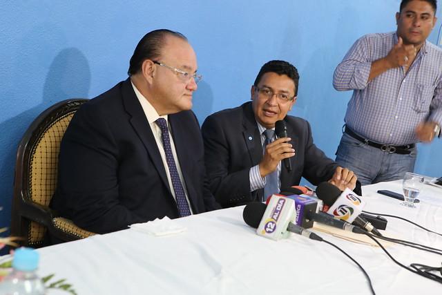 Firma Submesa Infraestructura INSEP y ASJ/TI