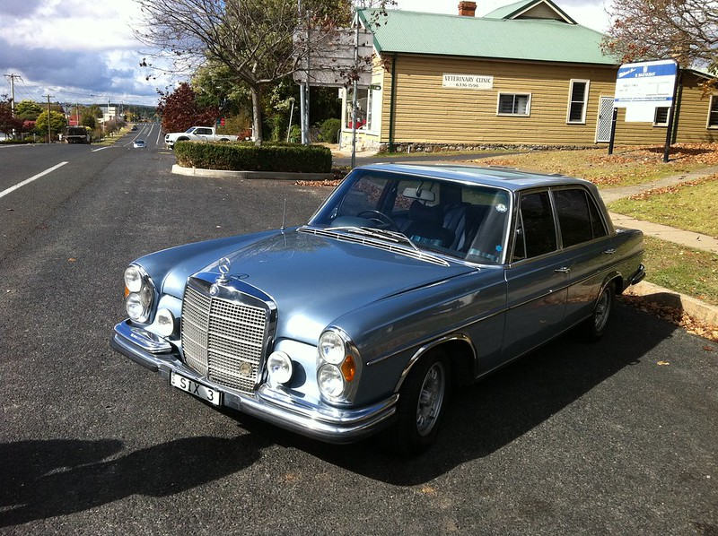 Old performance cars to Oberon