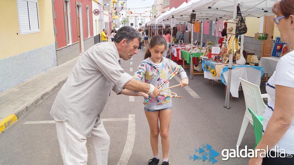 Feria de artesanía San Isidro