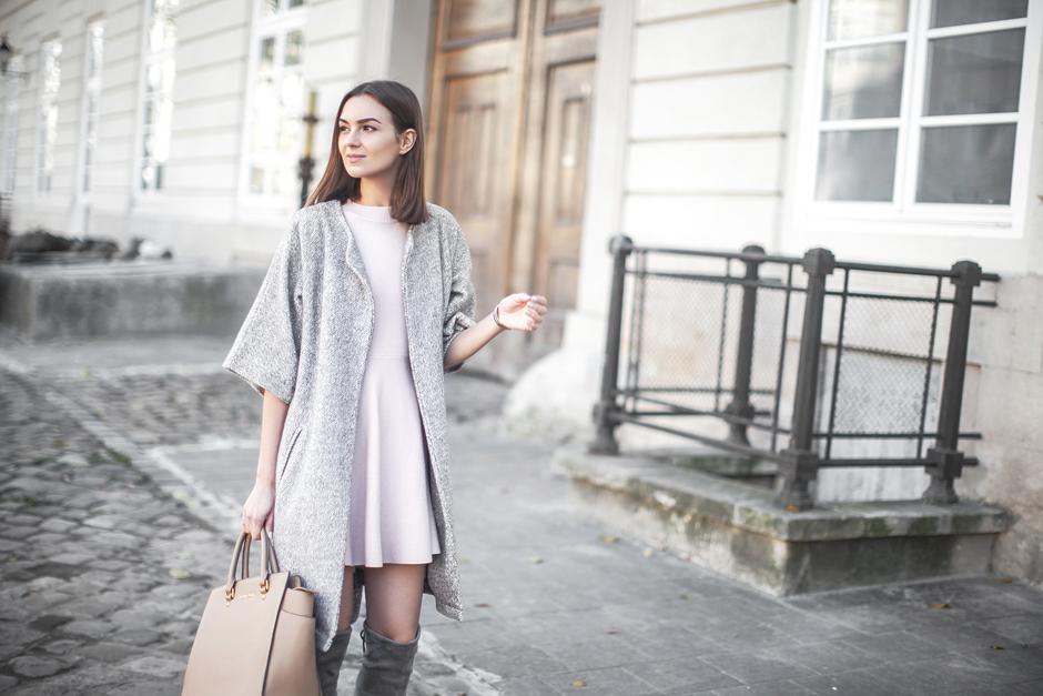 winter pastels | Fashion Agony
