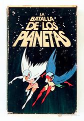 Baraja infantil - La batalla de los Planetas - Fournier