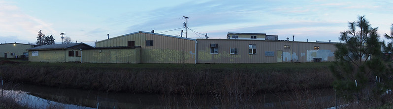 Bike Friday Headquarters: Where all the manufacturing and customer support happens.  It's right on the Fern Ridge Trail.