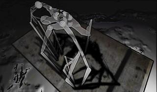 The shadow of quicksand / Artist : Haveit Neox