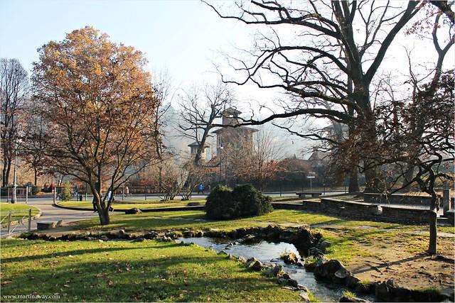 Parco del Valentino.