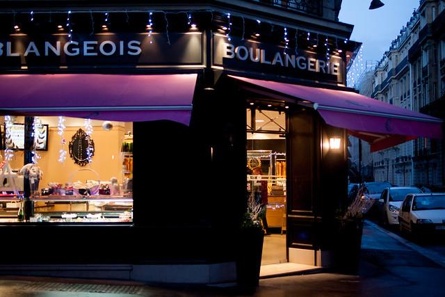 Boulangerie Aux Castelblangeois