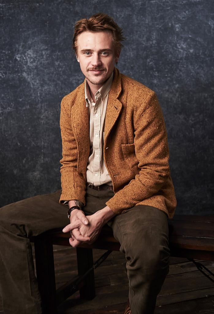 Бойд Холбрук — Фотосессия для «The Free World» на «Sundance» 2016 – 11
