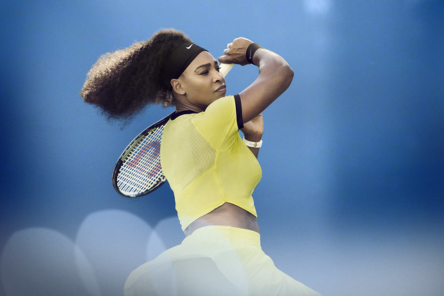 Serena Williams Australian Open outfit