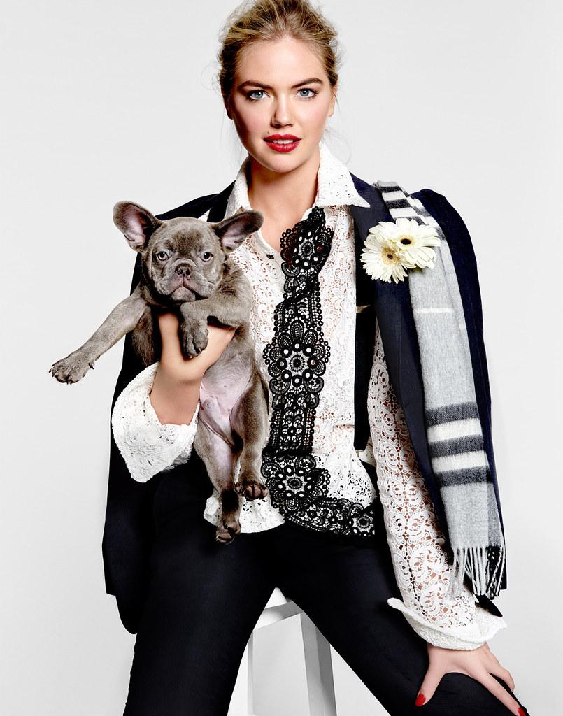 Кейт Аптон — Фотосессия для «Harper's Bazaar» SG 2015 – 3