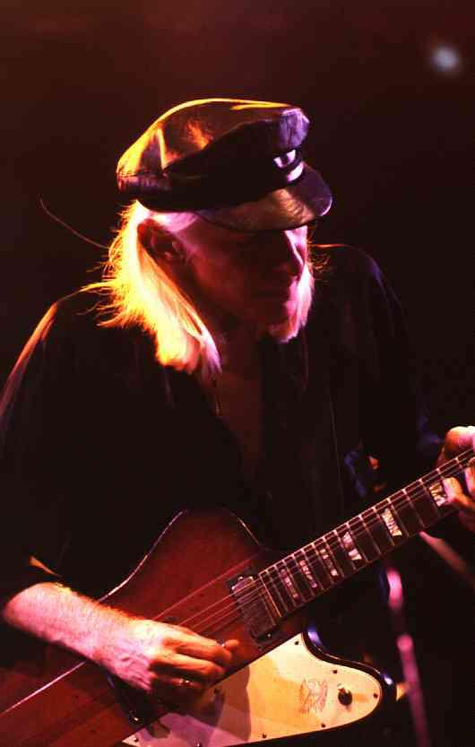 Johnny Winter Rockpalast 1979