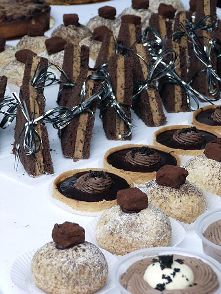 desserts chibois