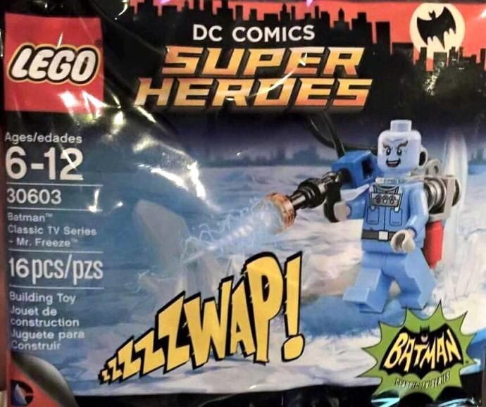 LEGO Super Heroes 2016: 30603 - Batman Classic TV Series - Mr. Freeze