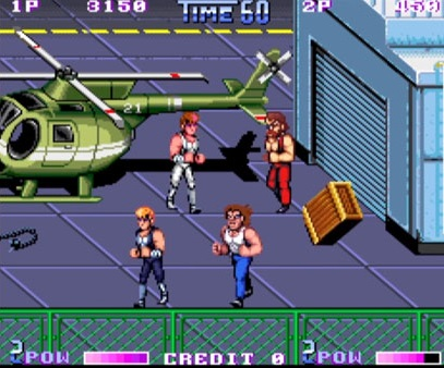 Arcade Archives Double Dragon II