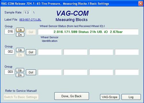 80015 - Układ kontroli ciśnienia w oponach - 43