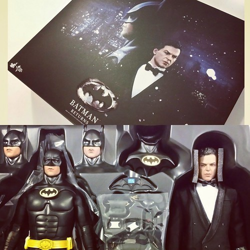 Hot Toys - Batman Returns deluxe set