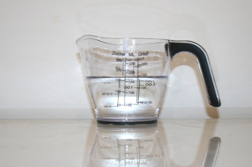 04 - Zutat Wasser / Ingredient water