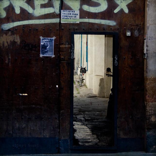 bBcn034:  Barcelona - Ciutat Vella - El Raval